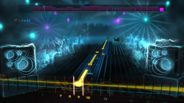 "Скриншот №5 к Rocksmith® 2014 – Jeff Buckley - ""Last Goodbye"""