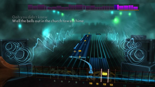 "Скриншот №4 к Rocksmith® 2014 – Jeff Buckley - ""Last Goodbye"""