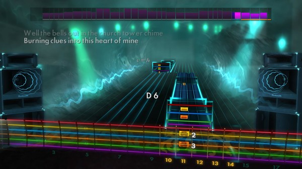 "Скриншот №3 к Rocksmith® 2014 – Jeff Buckley - ""Last Goodbye"""