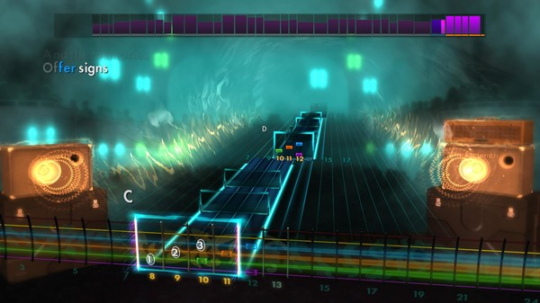 "Скриншот №2 к Rocksmith® 2014 – Jeff Buckley - ""Last Goodbye"""