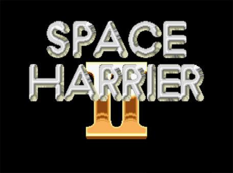 скриншот Space Harrier II 0