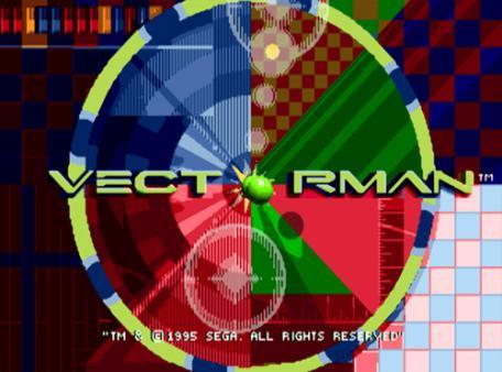 скриншот Vectorman 0
