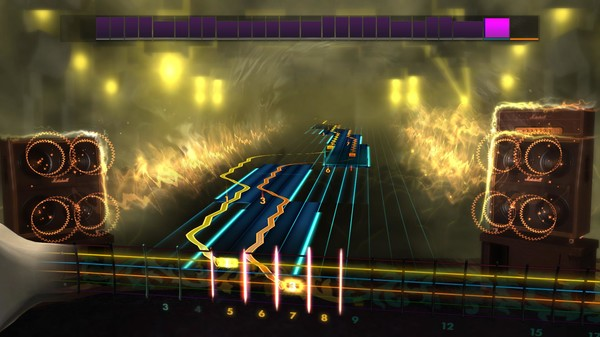 "Скриншот №3 к Rocksmith® 2014 – Spinal Tap - ""Tonight Im Gonna Rock You Tonight"""