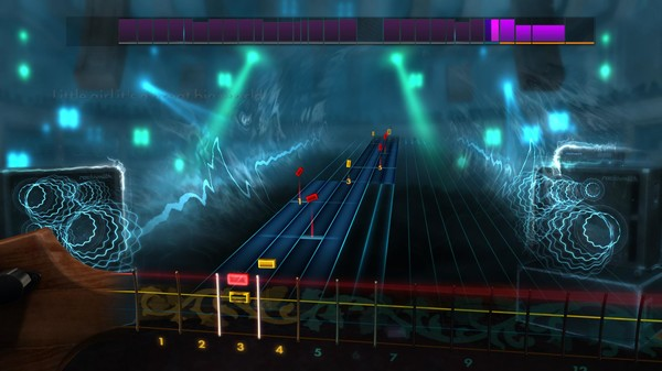 "Скриншот №4 к Rocksmith® 2014 – Spinal Tap - ""Tonight Im Gonna Rock You Tonight"""