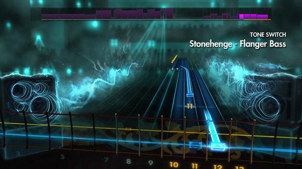 "Скриншот №2 к Rocksmith® 2014 – Spinal Tap - ""Stonehenge"""