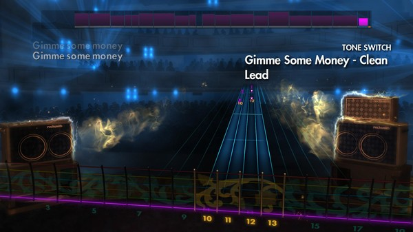 Скриншот №2 к Rocksmith® 2014 – Spinal Tap Song Pack