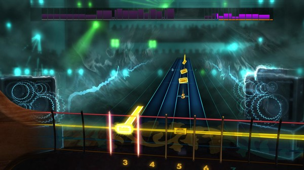 Скриншот №4 к Rocksmith® 2014 – Spinal Tap Song Pack