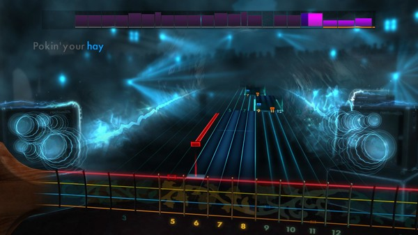 Скриншот №1 к Rocksmith® 2014 – Spinal Tap Song Pack