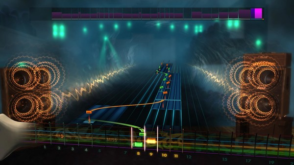 Скриншот №3 к Rocksmith® 2014 – Spinal Tap Song Pack