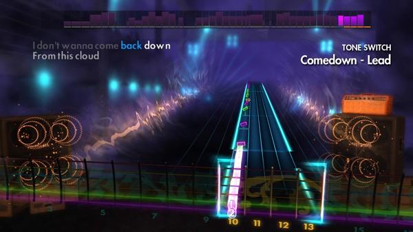 "Скриншот №3 к Rocksmith® 2014 – Bush - ""Comedown"""