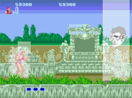 скриншот Altered Beast 3