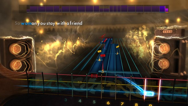 "Скриншот №4 к Rocksmith® 2014 – Thin Lizzy - ""Jailbreak"""