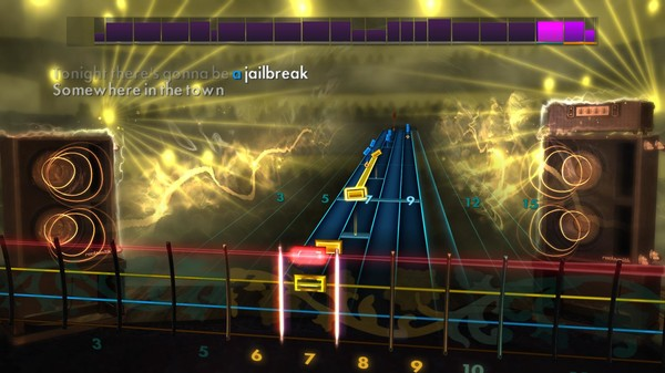 "Скриншот №5 к Rocksmith® 2014 – Thin Lizzy - ""Jailbreak"""