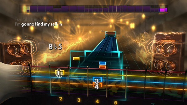 Скриншот №4 к Rocksmith® 2014 – Thin Lizzy Song Pack