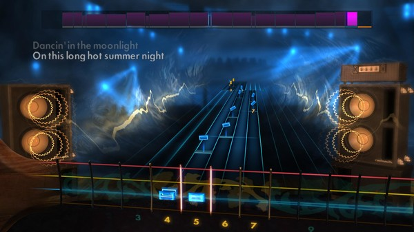 Скриншот №1 к Rocksmith® 2014 – Thin Lizzy Song Pack