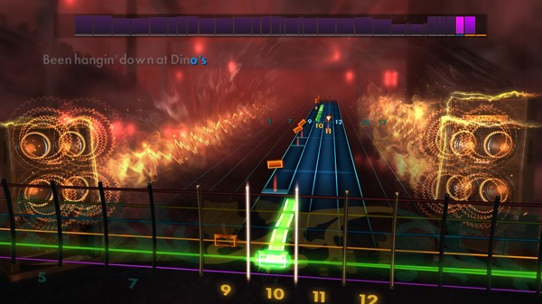 Скриншот №5 к Rocksmith® 2014 – Thin Lizzy Song Pack