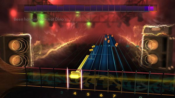 Скриншот №2 к Rocksmith® 2014 – Thin Lizzy Song Pack