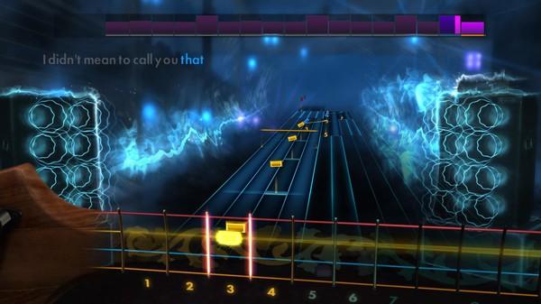 """Скриншот №2 к Rocksmith® 2014 – Lit - """"My Own Worst Enemy"""""""