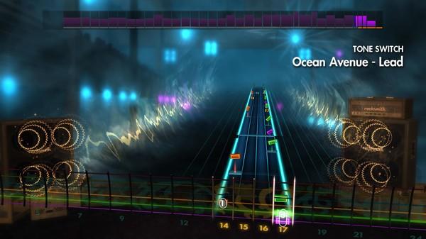 "Скриншот №1 к Rocksmith® 2014 – Yellowcard - ""Ocean Avenue"""