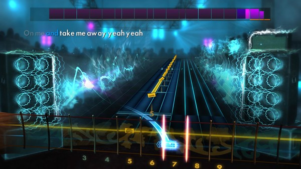 Скриншот №2 к Rocksmith® 2014 – Alt-Rock Song Pack