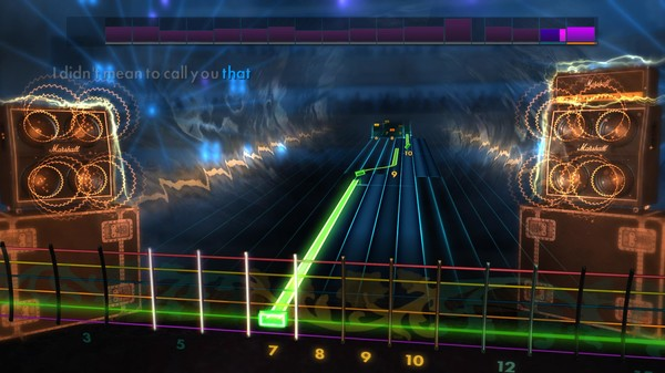 Скриншот №4 к Rocksmith® 2014 – Alt-Rock Song Pack
