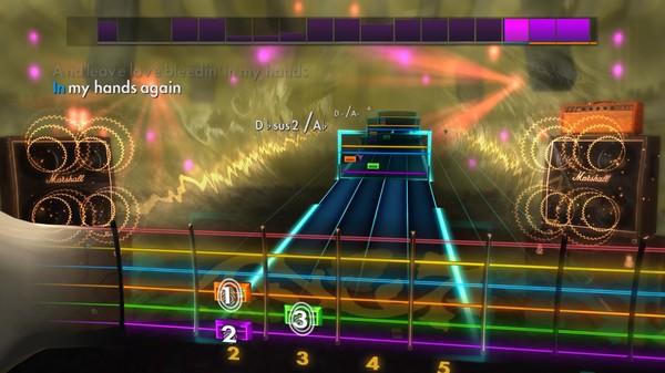 Скриншот №3 к Rocksmith® 2014 – Alt-Rock Song Pack