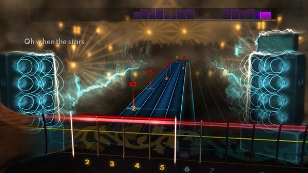 Скриншот №1 к Rocksmith® 2014 – Alt-Rock Song Pack