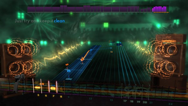 Скриншот №5 к Rocksmith® 2014 – Alt-Rock Song Pack