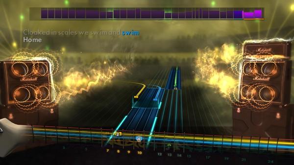 Скриншот №1 к Rocksmith® 2014 – Dethklok Song Pack