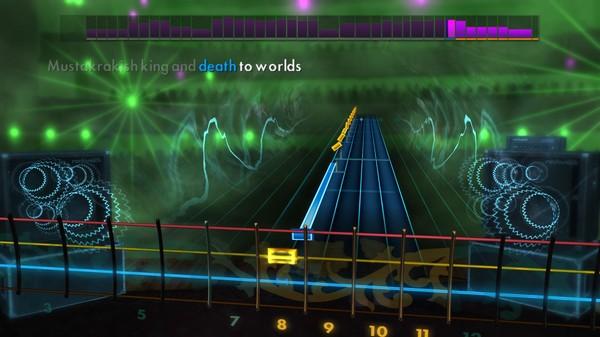 Скриншот №4 к Rocksmith® 2014 – Dethklok Song Pack
