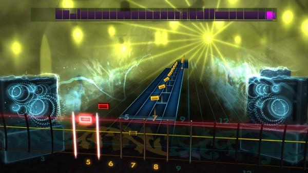 Скриншот №2 к Rocksmith® 2014 – Dethklok Song Pack