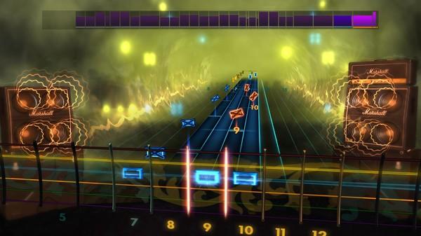 Скриншот №3 к Rocksmith® 2014 – Dethklok Song Pack