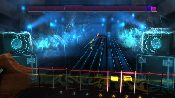 "Скриншот №5 к Rocksmith® 2014 – Freddie King - ""Hide Away"""