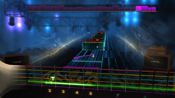 "Скриншот №1 к Rocksmith® 2014 – Freddie King - ""Hide Away"""