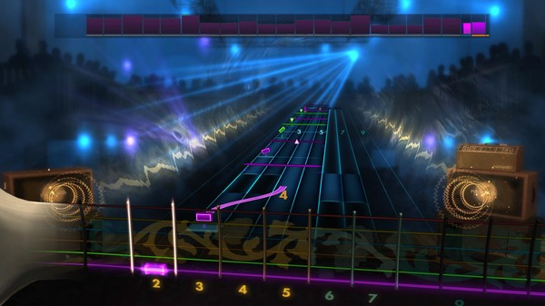 "Скриншот №2 к Rocksmith® 2014 – Freddie King - ""Hide Away"""
