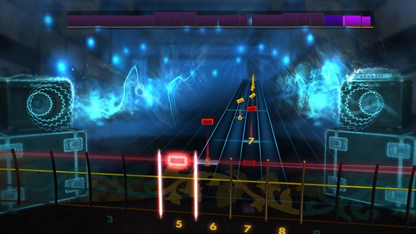 "Скриншот №3 к Rocksmith® 2014 – Freddie King - ""Hide Away"""