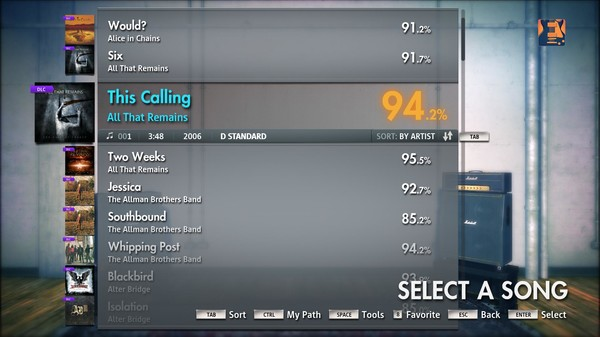 "Скриншот №3 к Rocksmith® 2014 – All That Remains - ""This Calling"""