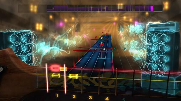 "Скриншот №4 к Rocksmith® 2014 – Slayer - ""Raining Blood"""