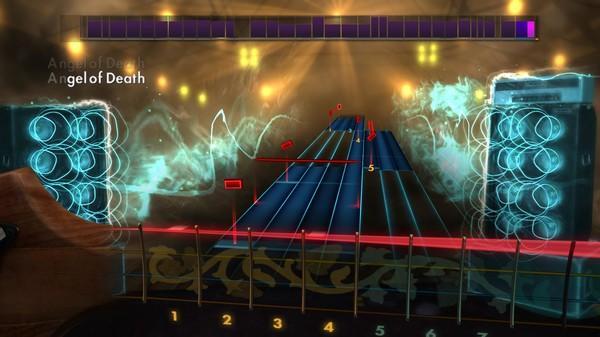 "Скриншот №5 к Rocksmith® 2014 – Slayer - ""Angel of Death"""