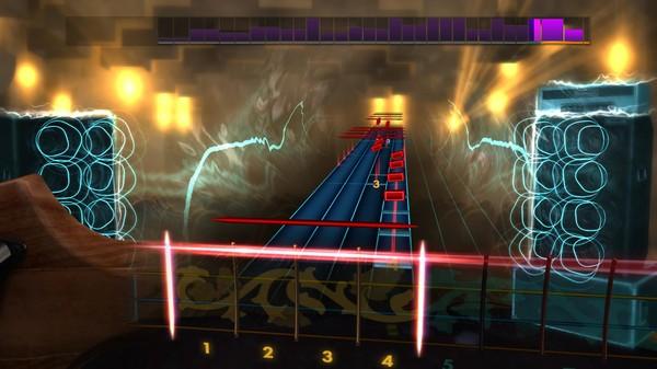 "Скриншот №4 к Rocksmith® 2014 – Slayer - ""South of Heaven"""