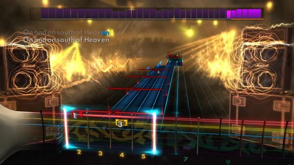 "Скриншот №5 к Rocksmith® 2014 – Slayer - ""South of Heaven"""