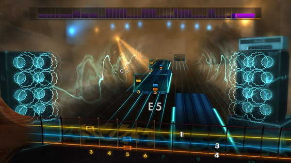 Скриншот №1 к Rocksmith® 2014 – Slayer Song Pack