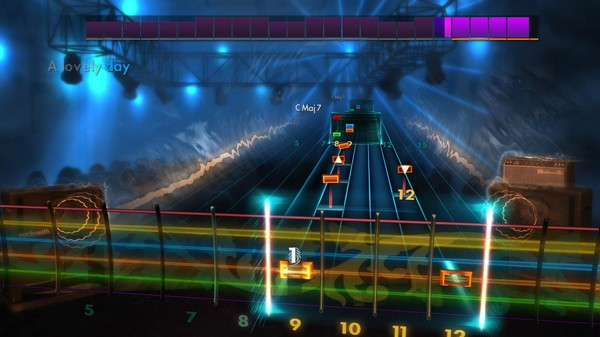 Скриншот №5 к Rocksmith® 2014 – Love Singles Song Pack