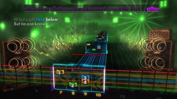 "Скриншот №1 к Rocksmith® 2014 – Queens Of The Stone Age - ""No One Knows"""