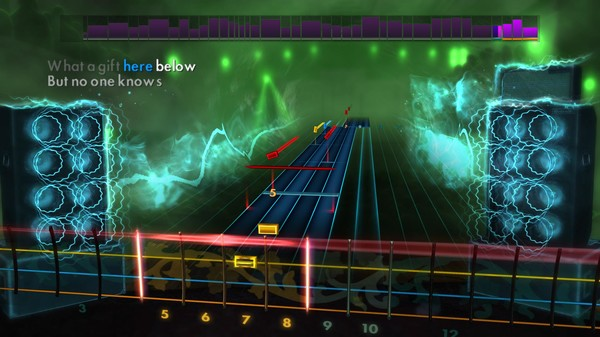"Скриншот №5 к Rocksmith® 2014 – Queens Of The Stone Age - ""No One Knows"""