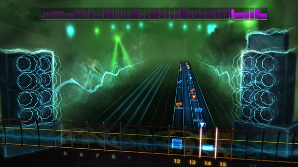 """Скриншот №2 к Rocksmith® 2014 – Queens Of The Stone Age - """"No One Knows"""""""