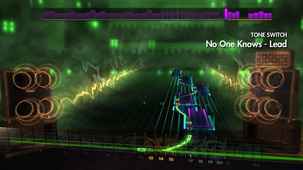 "Скриншот №3 к Rocksmith® 2014 – Queens Of The Stone Age - ""No One Knows"""