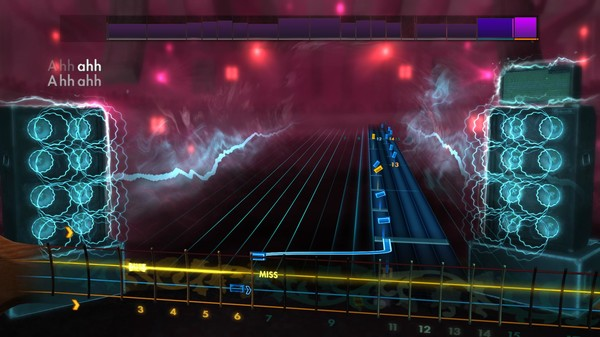 """Скриншот №2 к Rocksmith® 2014 – Queens Of The Stone Age - """"Little Sister"""""""