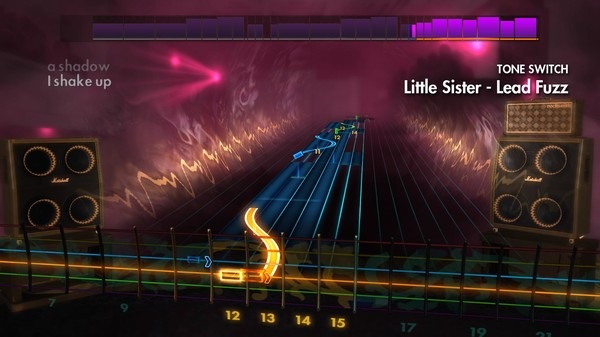 """Скриншот №1 к Rocksmith® 2014 – Queens Of The Stone Age - """"Little Sister"""""""