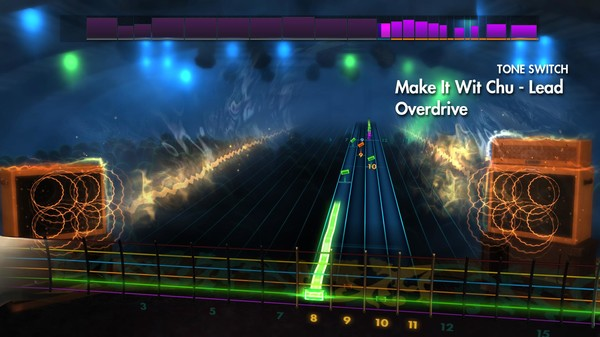 """Скриншот №4 к Rocksmith® 2014 – Queens Of The Stone Age - """"Make It Wit Chu"""""""